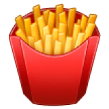French Fries (Samsung One UI 1.5)
