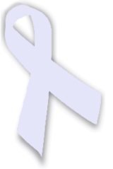 Image of the Lavender ribbon