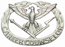 Army Career Counselor Badge