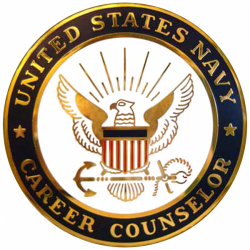 Navy Career Counselor Badge