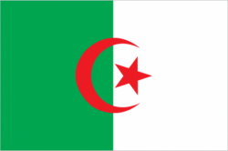 Image of the Flag of Algeria