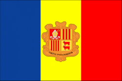 Image of the Flag of Andorra