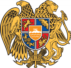 Image of the Coat of arms of Armenia