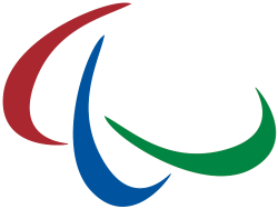 Image of the Paralympic Symbol