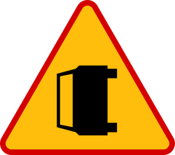Accident Area Ahead