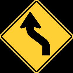 Sharp Reverse Curves