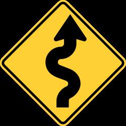 Winding Road Ahead