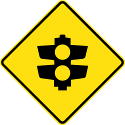 Ramp Meter Ahead