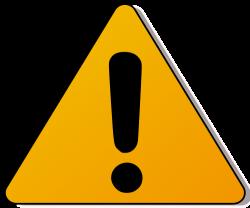 General Caution