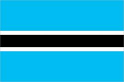 Flag of Botswana