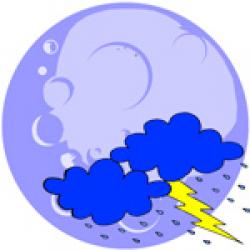 Thunder Moon Signs