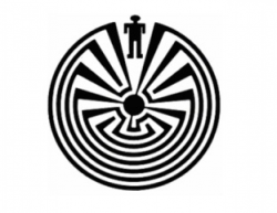 The Symbol of Life – Man in the Maze