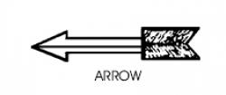 Janata Dal (United) Symbol - Arrow