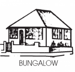 Lok Janshakti Party Symbol - Bungalow