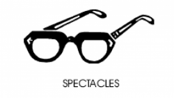 Indian National Lok Dal Party Symbol - Spectacles