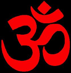 Aum or Om Symbol