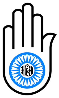 Hand with a Wheel