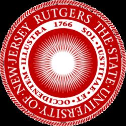 Seal of Rutgers University