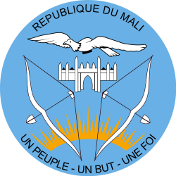 Coat of arms of Mali