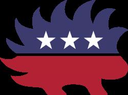 The Libertarian Party Symbol