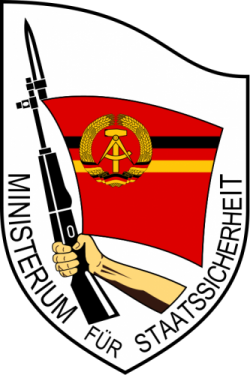 The Stasi Seal