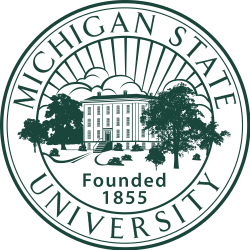Michigan State University Seal
