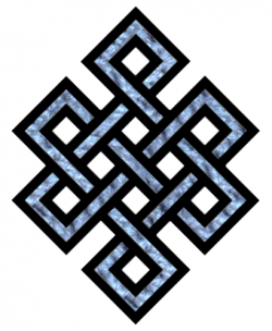 The endless knot or eternal knot