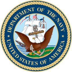 United States Department of the Navy Seal