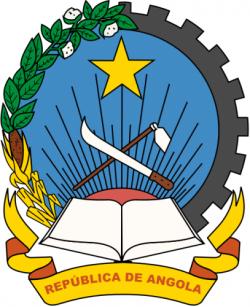 Emblem of Angola