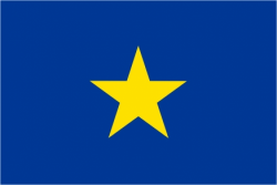 flag of Belgian Congo (1908-1960)
