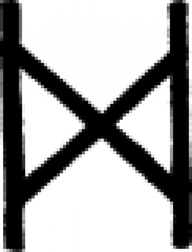 Dagaz (alternate)