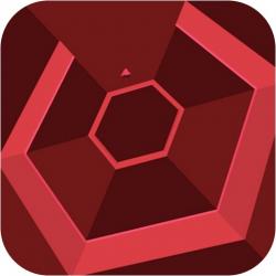 super hexagon logo