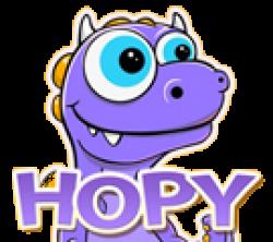 hopy logo