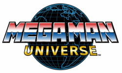 Logo for Mega Man Universe