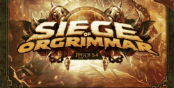 Siege of Orgrimmar (World of Warcraft) logo