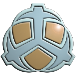 Mine Badge