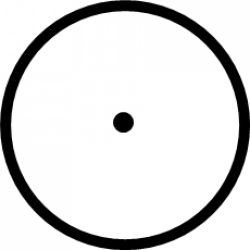 Circled Dot - Circum Point