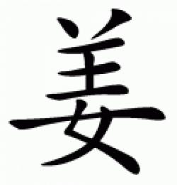 Jiāng (noun)