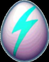 Lightning Dragon egg