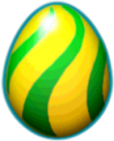 Ash Dragon egg