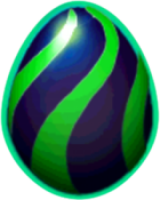 Nightshade Dragon egg