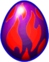 Blazing Dragon egg