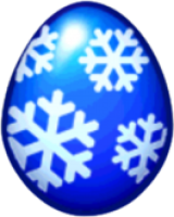 Iceberg Dragon egg
