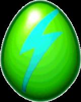 Cactus Dragon egg