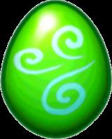 Pollen Dragon egg