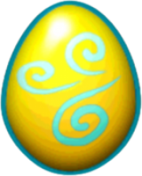 Thunder Dragon egg