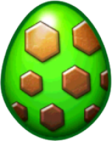 Ironwood Dragon egg