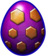 Meteor Dragon egg