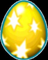 Flash Dragon egg