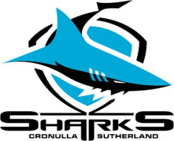 Cronulla-Sutherland Sharks Logo